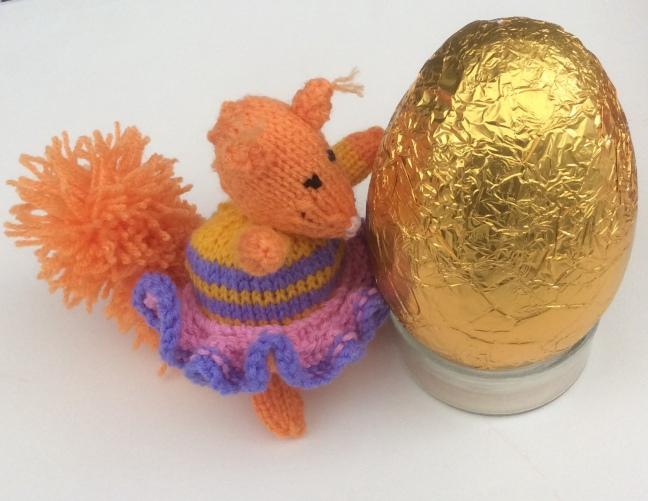Easter peg